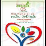 El Médano celebra una gran fiesta del reciclaje y la sostenibilidad. Día Mundial del Medio Ambiente