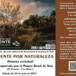 "Ruta interpretada Macizo de Teno, «Santiago del Teide: Diferente por Naturaleza"""