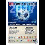 El Campus Suma del C.D. Tenerife llegará a Santiago del Teide del 3 al 8 de julio