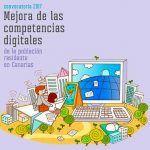 Más de medio millón de euros para mejorar las competencias digitales de residentes canarios