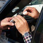 Doce conductores dan positivo por drogas en Santa Cruz en el plazo de una semana