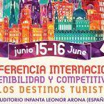 Expertos de diez países participarán en la Conferencia de Turismo Sostenible en Arona