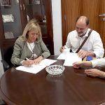 Cruz Roja, ULL y Adeje firman un acuerdo para el desarrollo de acciones formativas