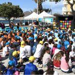 Más de 600 escolares celebraron hoy en El Médano el Día Mundial del Medio Ambiente