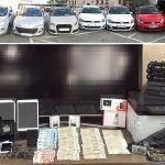Una organización estafó medio millón de euros a entidades financieras en Tenerife