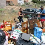 Cáritas Diocesana de Tenerife paraliza los lanzamientos de familias en San Isidro