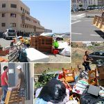 Desalojadas 40 familias que vivían de Okupas en San Isidro