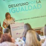 Se entrevé buenas prácticas de empresas que contratan a mujeres especialmente vulnerables