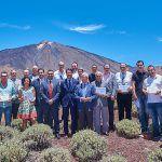 25 restaurantes canarios reciben en el Parque Nacional del Teide sus 'Soles' de la Guía Repsol