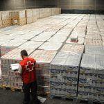 Cruz Roja Tenerife distribuye 321.137 kilos de alimentos a personas más desfavorecidas