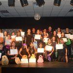 La Escuela de Teatro de Santiago del Teide realizaron su representación final de curso