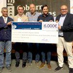 Colegio de Farmacéuticos de Santa Cruz dona seis mil euros a Niños con Cáncer Pequeño Valiente