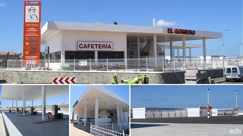 La Estación De Servicio El Gomero En San Miguel Creará 150