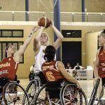 Acaba el Europeo de Baloncesto en Silla de Ruedas en Adeje