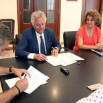 Adeje firma la «Carta de Compromiso con el Turismo Sostenible»