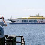 Fred Olsen está lista para aplicar el 75% de descuento de residente y reducir precios