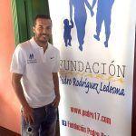 Pedro Rodríguez agradece a patrocinadores y colaboradores su apoyo a la fundación