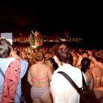 La playa de Los Cristianos se prepara para una Noche del fuego y los deseos