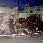 Rescatan a una mujer y a sus dos hijas de 10 y 7 años de un incendio en Puerto del Rosario