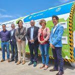 El Cabildo presenta en Arico el Laboratorio de la Sostenibilidad S'Lab