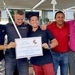 "El lituano ""Moredo"" gana la XI Regata San Miguel de Abona"