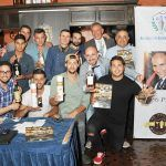 El bartender Luca Cinalli ofreció una 'Master Class' en Arona
