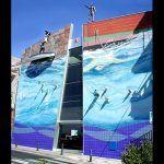 Puerto de Santiago muestra las obras de todos los alumnos y alumnas de los talleres
