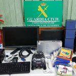 Tres menores robaron la Casa de la Juventud en el Ayuntamiento de Icod de Los Vinos
