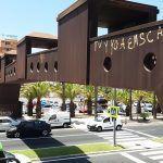 La pasarela de Los Cristianos será 100 metros más larga, 50 metros de cada lado
