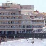 Se prohíbe de nuevo el baño, de manera provisional, en la playa de El Médano