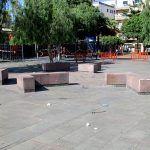 Reformarán la plaza de Las Galletas después de tantas denuncias y dos años de mandato