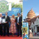 Siam Park mejor parque acuático del mundo por cuarto año consecutivo