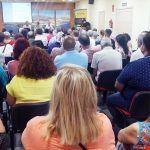 Primera sesión pública para revisar el reglamento de Participación Ciudadana de Arona