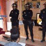 Desarticula una red nigeriana de trata y explotación sexual, 18 detenidos uno en Tenerife