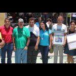 Amisur y Cruz Blanca, beneficiarios de los 2.300 euros donados por el IES San Miguel