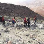Bomberos de Tenerife rescata a una persona con mal de altura en el Teide