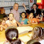El alumnado del CEIP San Miguel Arcángel visita el Archivo Municipal