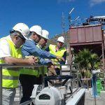 Aprobado el proyecto para mejorar la gestión de fangos en la depuradora de Adeje-Arona