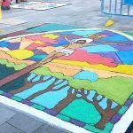 Santiago del Teide se prepara para las alfombras del Corpus Christi