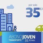 Los menores de 30 años podrán viajar por 35 euros al mes en guagua y tranvía por toda la isla