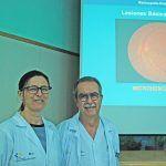 Oftalmólogos del HUC utilizan las retinografías a los pacientes diabéticos