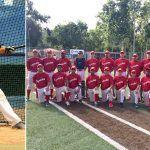 El granadillero, Jorge Luis Franco, en la Selección Española de Béisbol