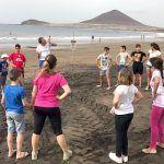 Campamento de verano para personas con discapacidad o diversidad funcional en El Médano