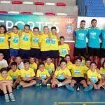 Granadilla acoge la cuarta edición del campus de fútbol sala 'Jacinto Delgado'