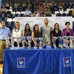 El Campus de Baloncesto de Sergio Rodríguez se convierte en la fiesta de la cantera