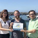 Entrega nuevos certificados de la marca colectiva para la pesca artesanal en el Sur