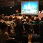 El 40 Aniversario de Lago Martiánez triunfa con el primer coloquio de Amigó y Olcina