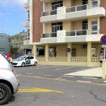Causó desperfectos en 36 vehículos estacionados al lado de la Guardia Civil de Granadilla
