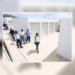 Los pescadores de La Graciosa cuentan con 16 nuevos cuartos para guardar sus aparejos