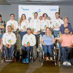 La Fundación DISA beca a 24 deportistas con discapacidad en la II edición del 'Proyecto Capacitas'